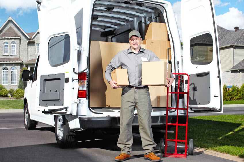Freight Delivery and Courier Services